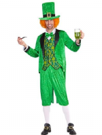St Patrick's Day Leprechaun  Costume (96744)